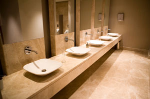 Commercial Bathroom Mirrors