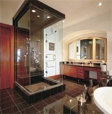 Friendswood Glass Shower Door Enclosures