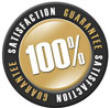 100% Satisfaction Guaranteed with all Storefront Glass Purchases